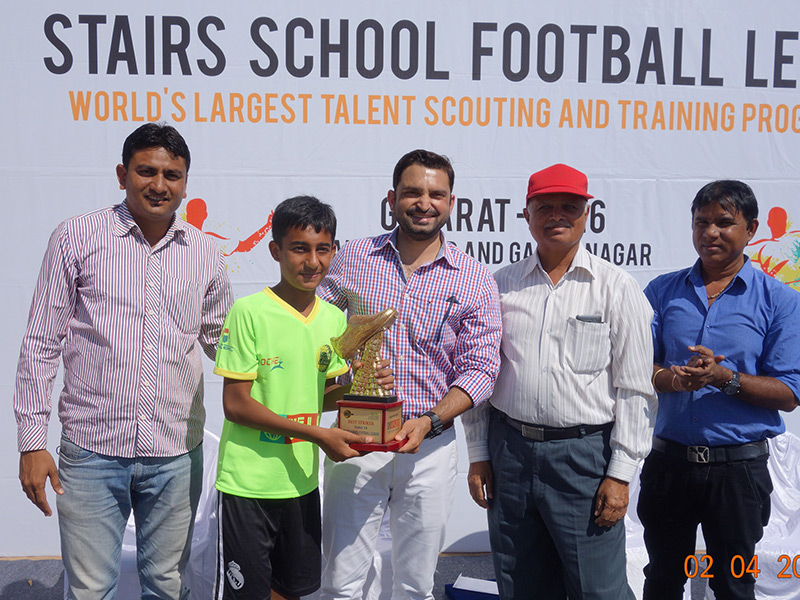 Sports development in india