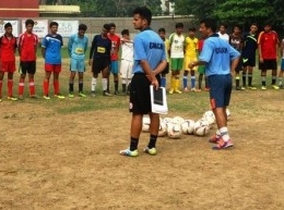 SSFL Grassroots 3-Day Training Camp Day 3 South Zone