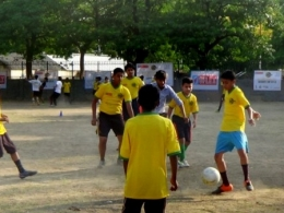 Final Selection Camp North West Zone Day 1, 07-Jun-2015