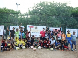 Final Selection Camp East Zone Day 3, 03-Jun-15